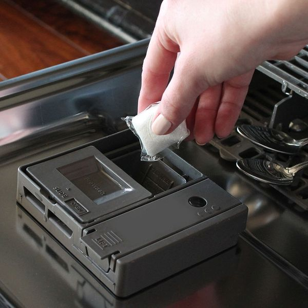 Dropps Dishwasher Detergent Pods, Lemon, 50 Count