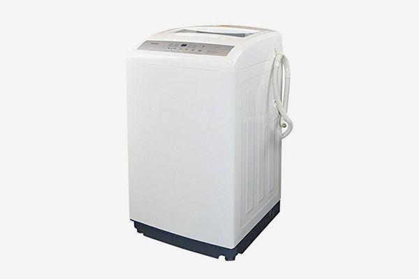 Panda Compact Washer 1.60cu.ft, Fully Automatic Portable Washing Machine