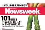 Newsweek Just Reuses Stock Food Photo for Its Latest Cover