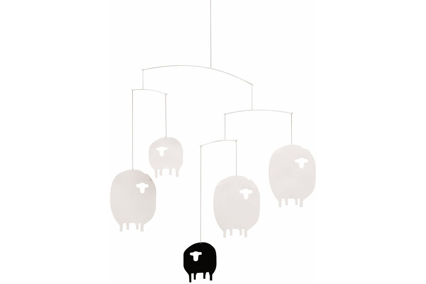 Flensted Mobiles Sheep Hanging Nursery Mobile