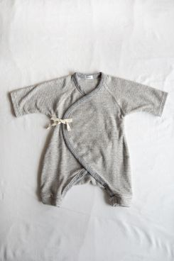 MAKIÉ Pile First Hadagi – Gray Stripe
