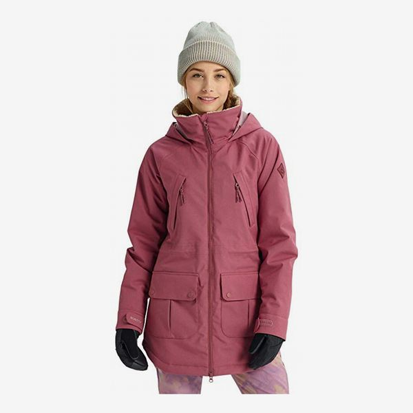 Burton women's prowess ski/snowboard winter jacket, perfect fit and color