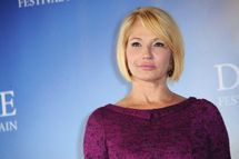 DEAUVILLE, FRANCE - SEPTEMBER 04:  Ellen Barkin poses during the 'Another Happy Day' Photocall during the 37th Deauville Film Festival on September 4, 2011 in Deauville, France.  (Photo by Francois Durand/Getty Images)