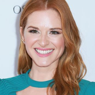 643456c7fe Sarah Drew Says Her Grey s Anatomy Exit Has Been Like  Attending  Her  Own  Funeral