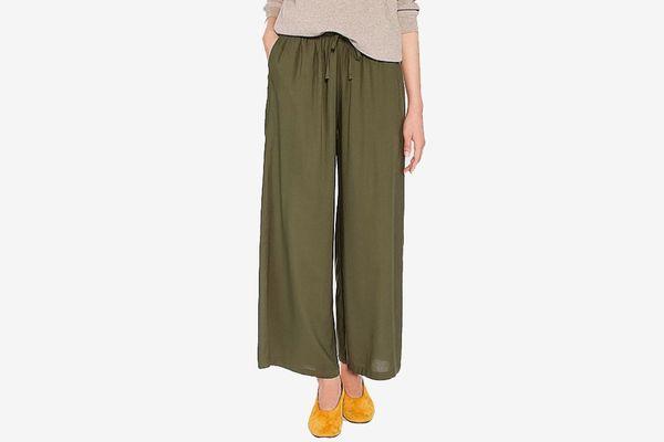 Drape Wide Pants