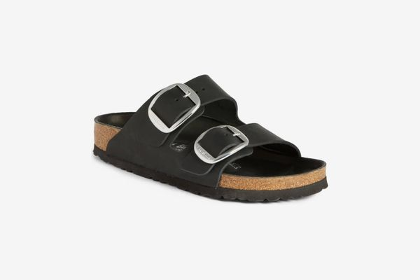 Birkenstock Arizona Big Buckle Slide Sandal