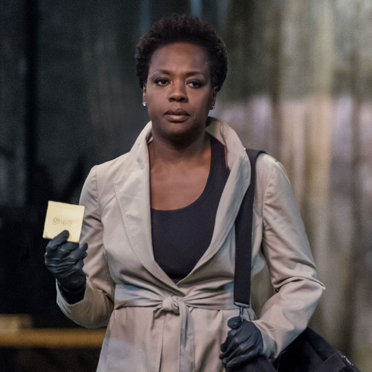 Let's Talk About the Ending of Widows