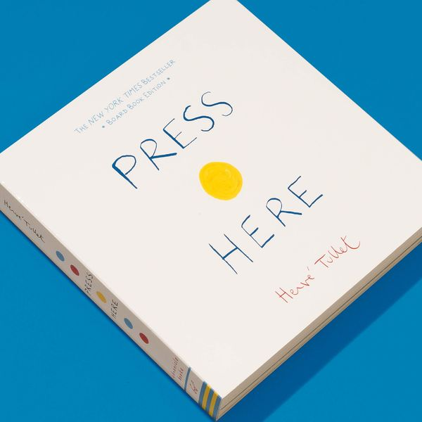 'Press Here'Board Book