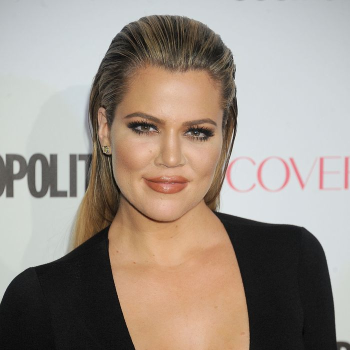 Khloe Kardashian. Photo by Gregg DeGuire/WireImage