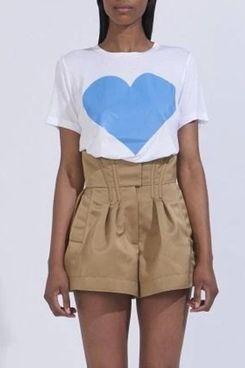 Blue Heart Tee