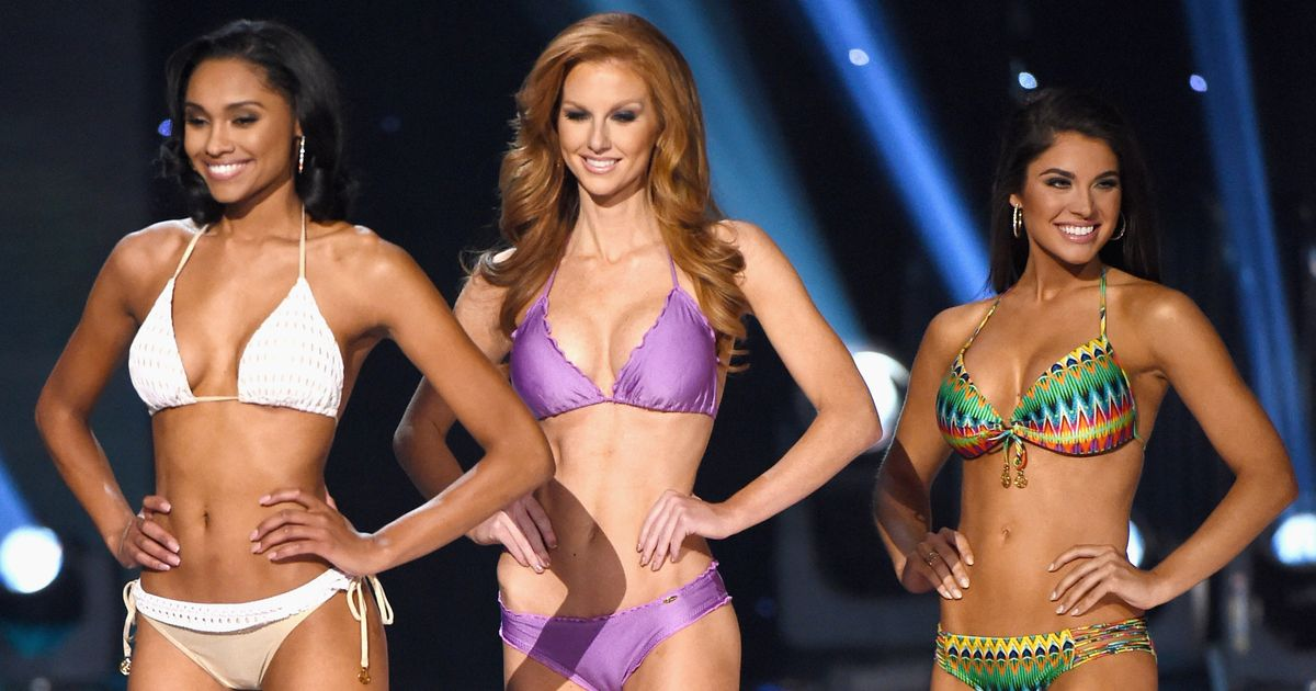 It Just Isn't Preakness Without A Bikini Competition, Right