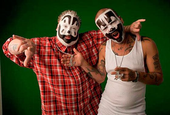 Insane clown posse porn