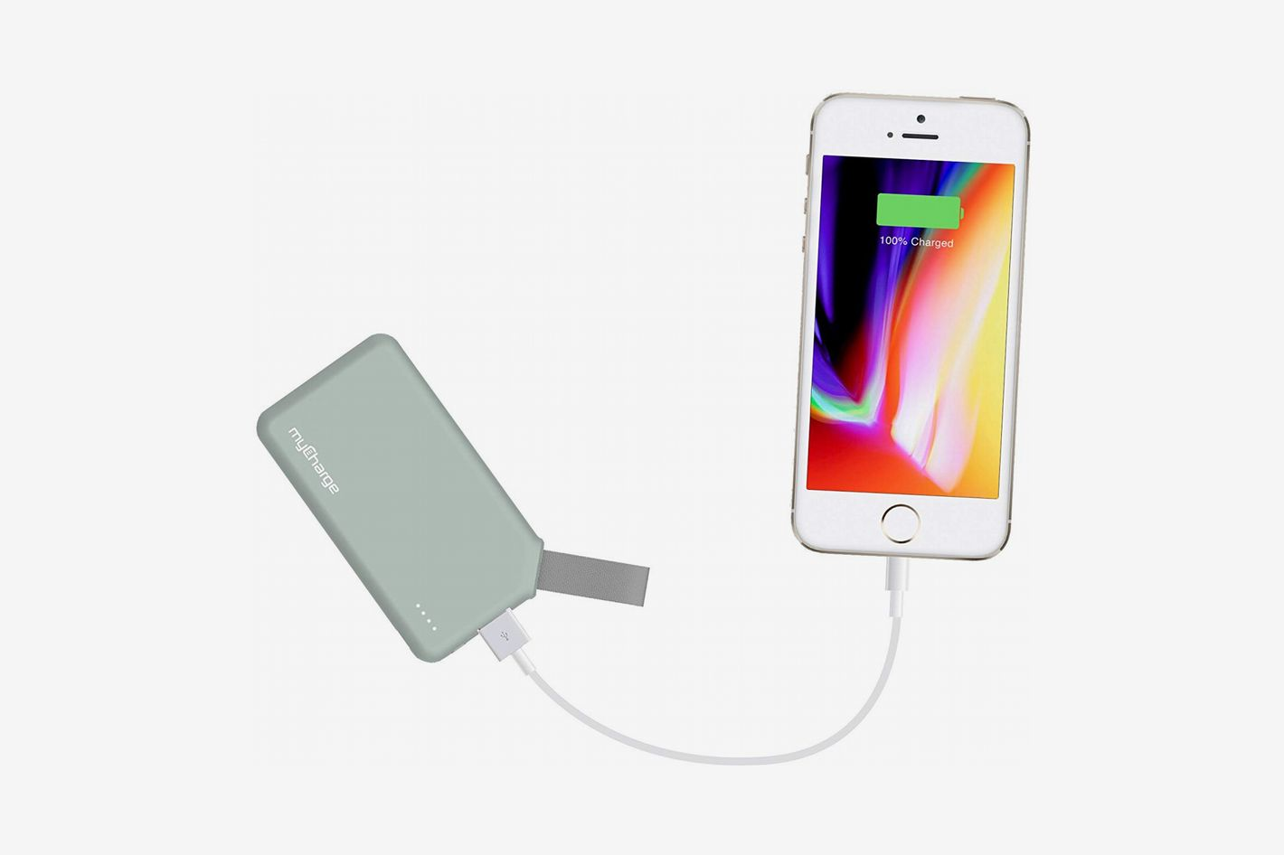 myCharge Go Mini Portable Charger External Battery Pack Power Bank