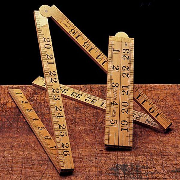 Garrett Wade 36 Inch Four-Fold Rule