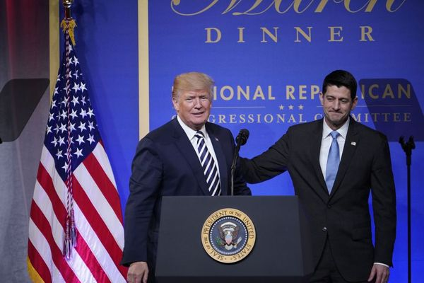 With 2020 Election Advice, Paul Ryan Forgets Why Trump Won the Last Election