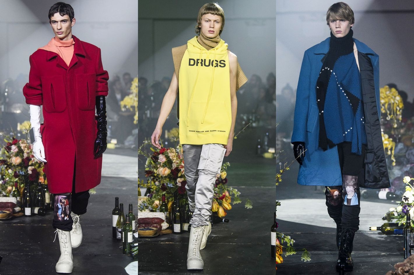 01a9324003a8 Raf Simons Fall 2018 Menswear New York Show Review
