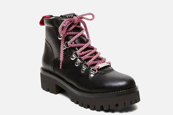 Steve Madden Bam Leather Boots