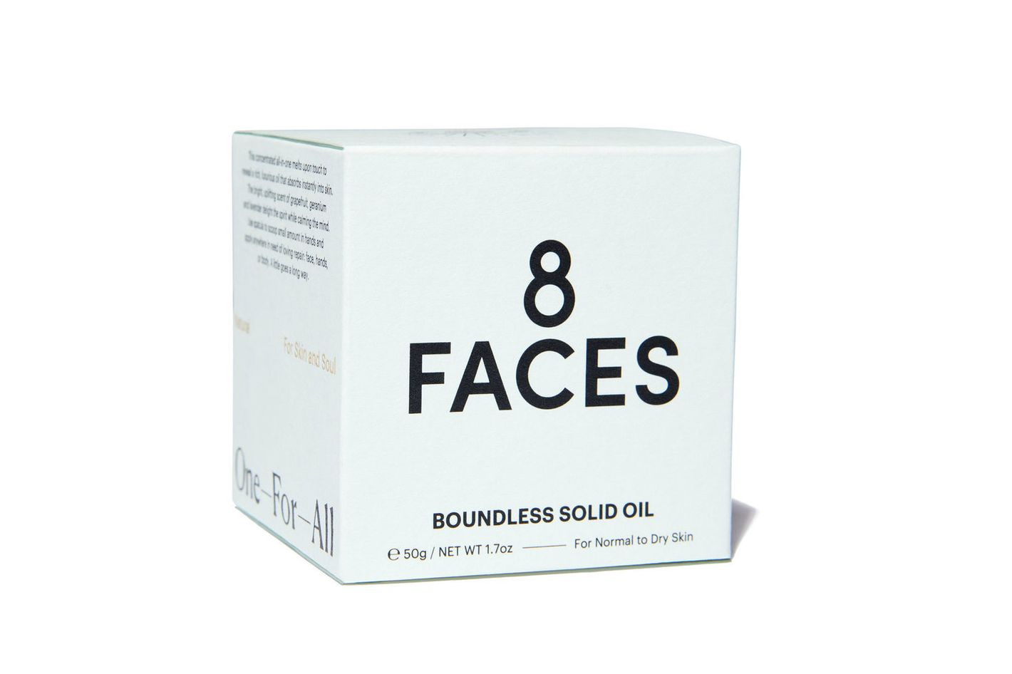 Boundless Solid Oil