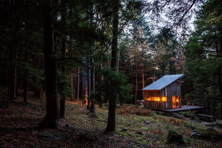 Porn cabin