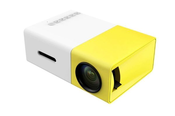 DeepLee A1 DP300 Portable LED Projector
