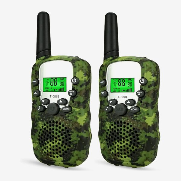 Let's Go! DIMY Toys Outdoor Walkie Talkies