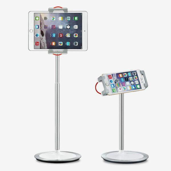 SAIJI Adjustable Tablet Stand Holder (One Holder)