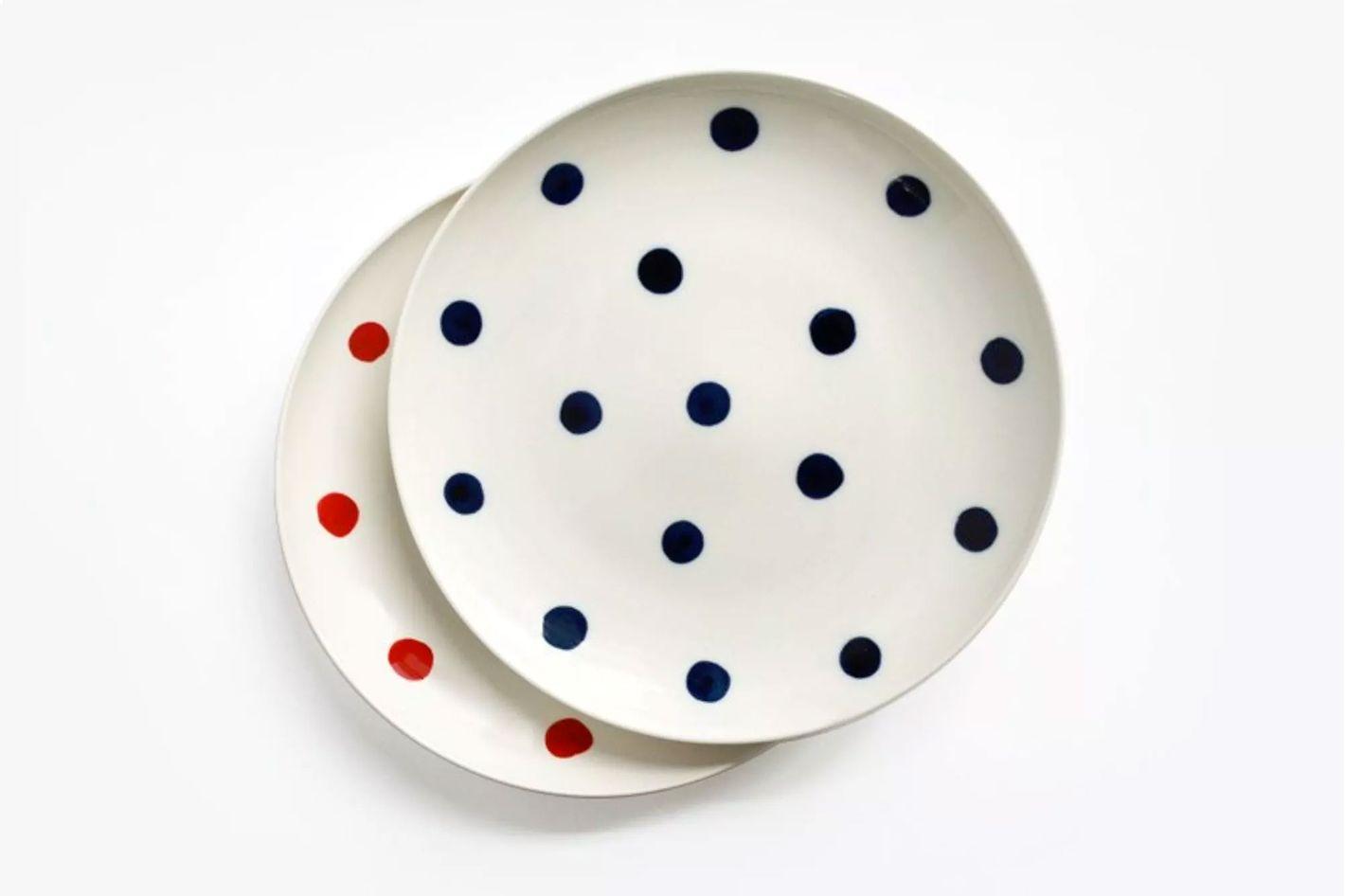 Lotta Spot Salad Plates