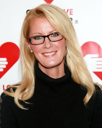 NEW YORK, NY - OCTOBER 19: Sandra Lee attends the 2011 Golden Heart Awards at the Skylight SOHO on October 19, 2011 in New York City. (Photo by Astrid Stawiarz/Getty Images)
