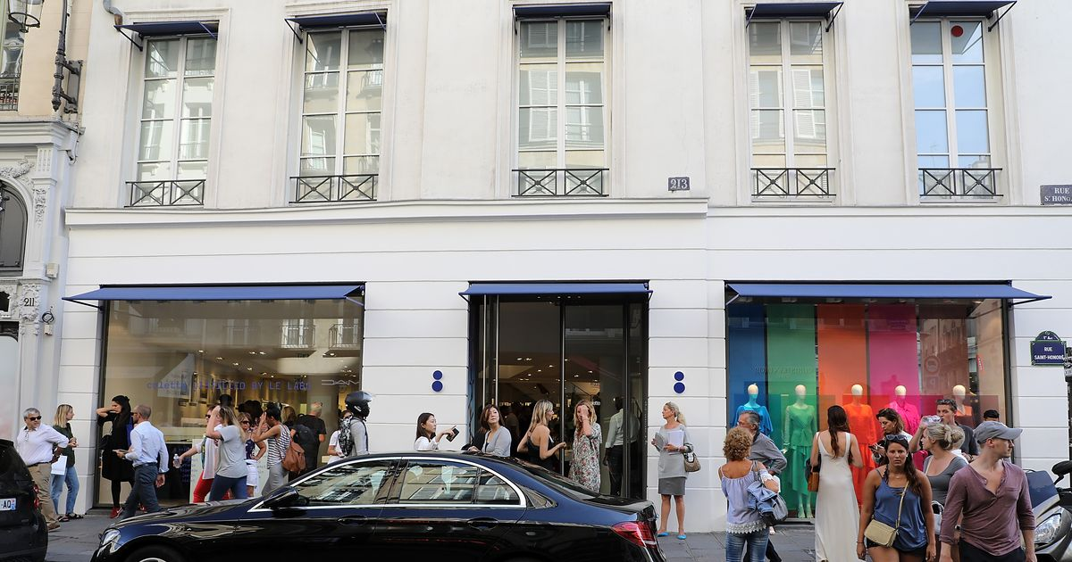 renowned paris boutique colette is closing after 20 years 15 minu. Black Bedroom Furniture Sets. Home Design Ideas