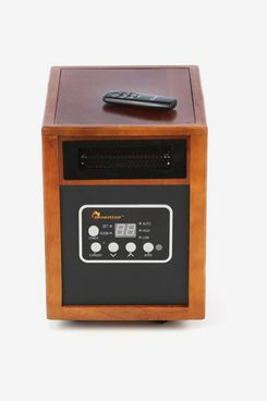 Dr. Infrared 1,500 Watt Portable Electric Infrared Cabinet Heater