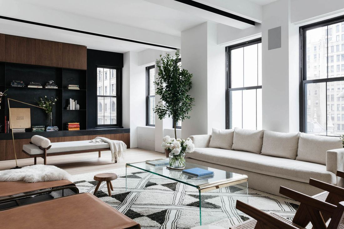 A Bachelor Pad Gets Ready For The Future