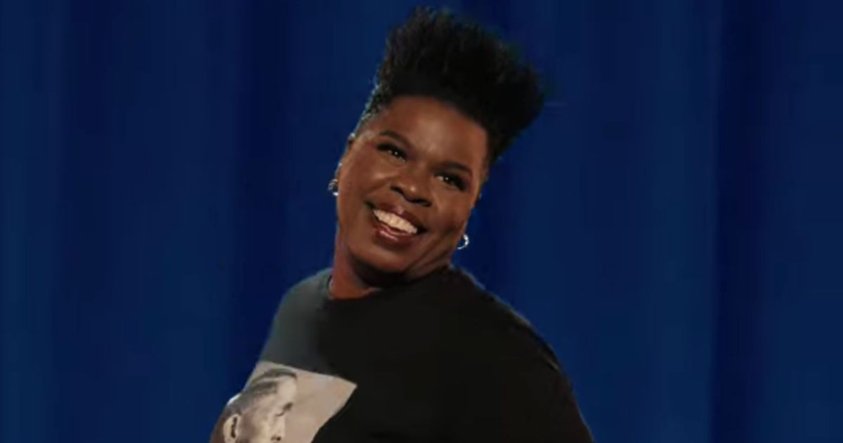 Like Game of Thrones, Leslie Jones's Netflix Special Has a Fire-breathing Dragon