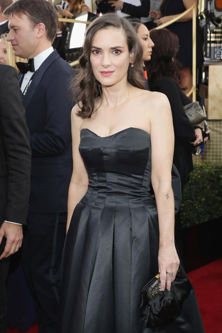 Photo 14 from Most Refreshingly Retro Approach: Winona Ryder in Viktor & Rolf