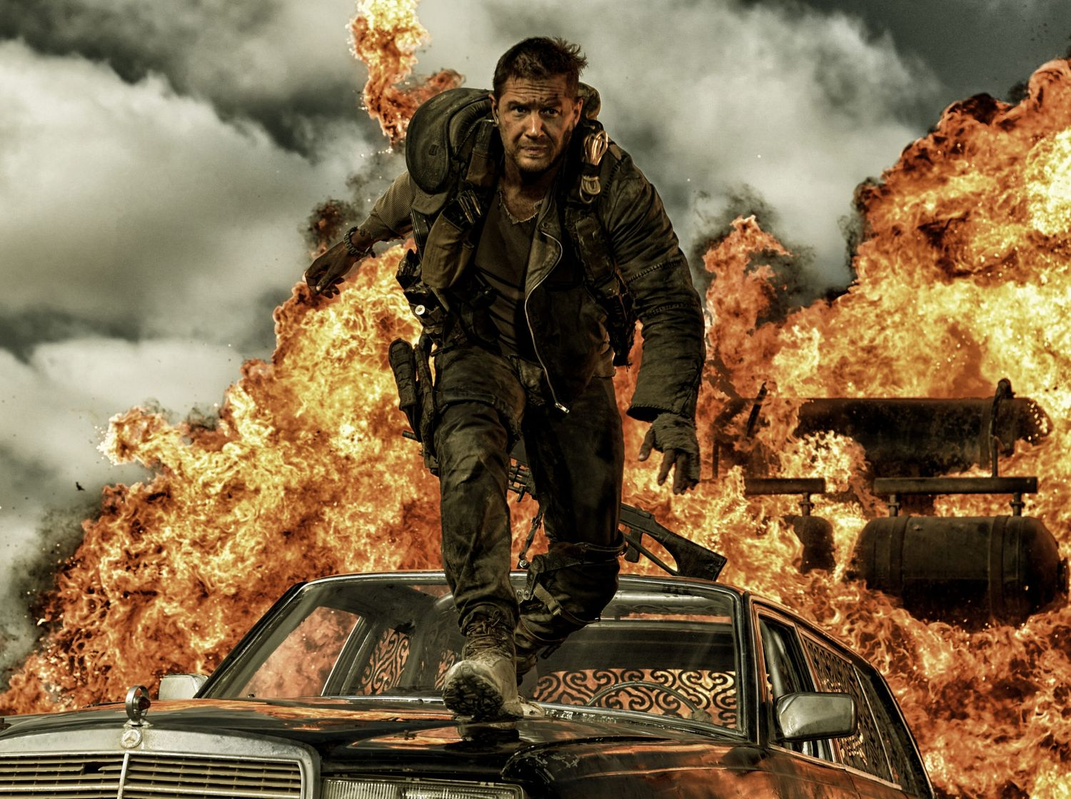 salomon avis de fellraiser - Tom Hardy on Mad Max: Fury Road and Fame -- Vulture