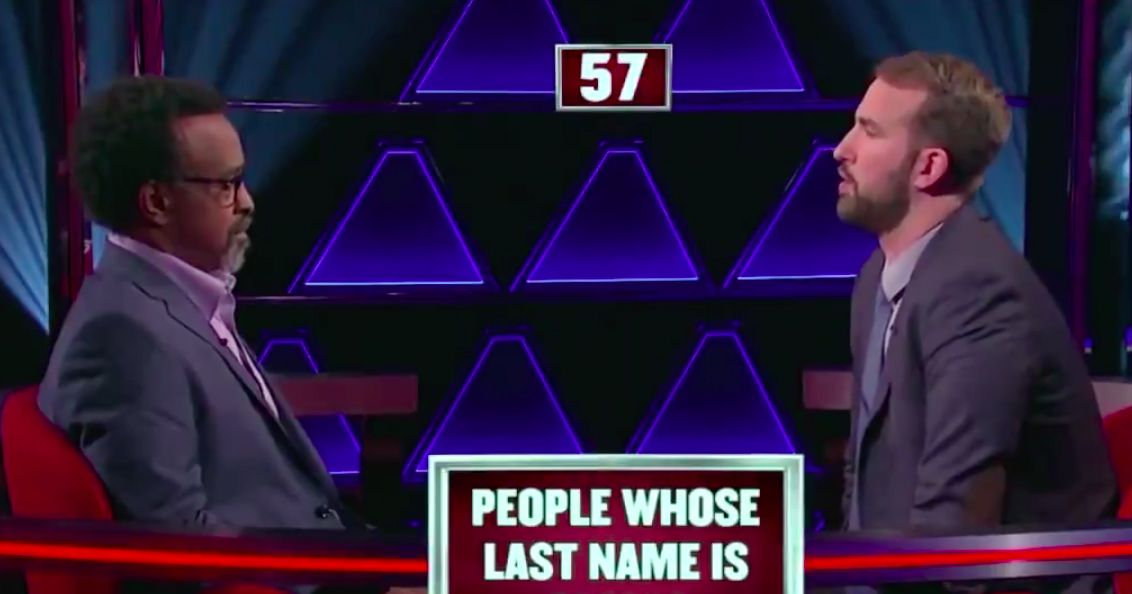 $100,000 Pyramid Contestant Explains How He Mixed Up Osama Bin Laden and Barack Obama