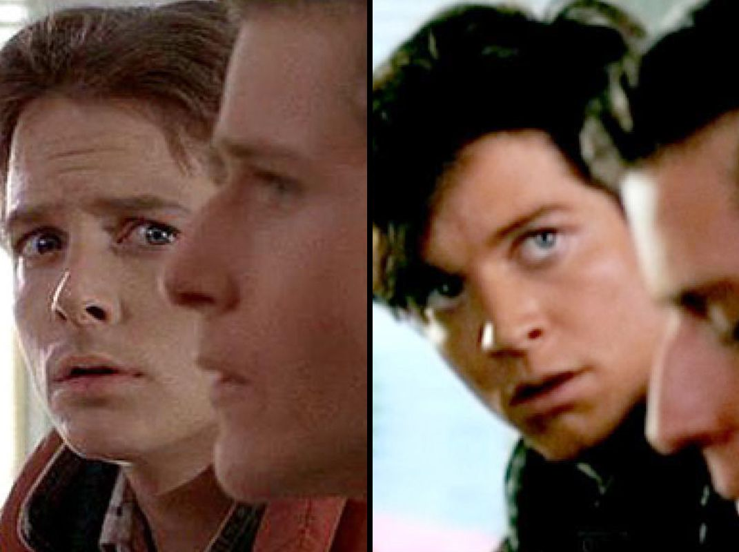 How Back to the Future Replaced Eric Stoltz -- Vulture