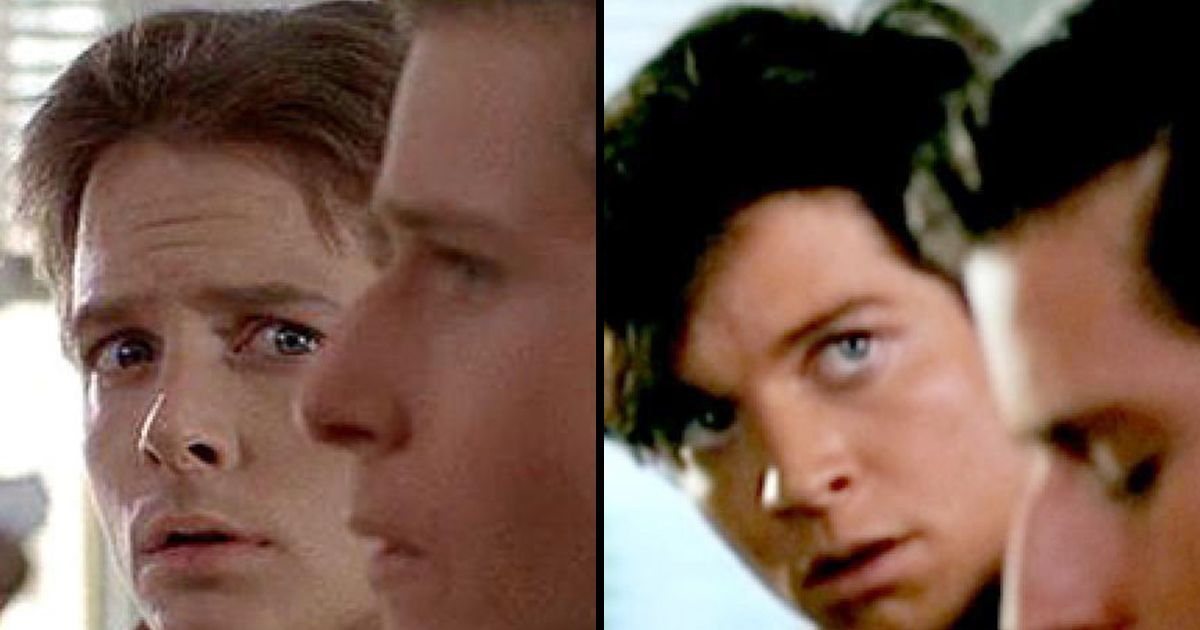How The Back To The Future Cast And Crew Knew Eric Stoltz Would Be