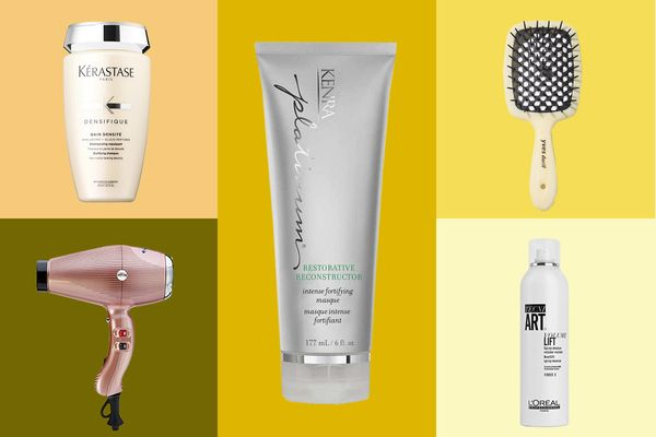 11 Products a Beauty Writer Swears By for Her Thinning Hair