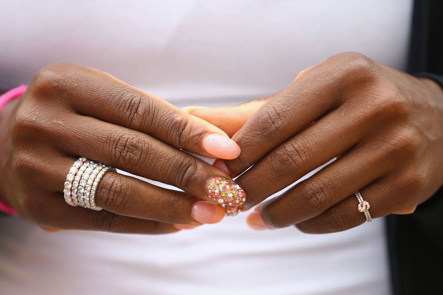 Your Guide to Serena Williams\'s Badass Manicures