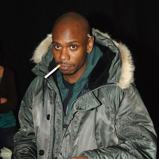 Dave Chappelle at the 2006 U.S. Comedy Arts Festival Aspen - USCAF Freedom of Speech Award: Def Comedy Jam at St. Regis Ballroom in Aspen, Colorado.