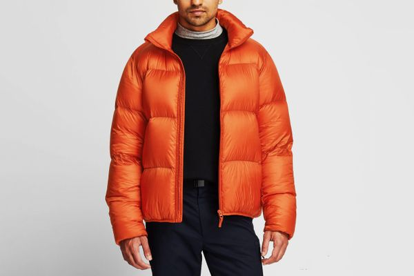 Uniqlo Men Ultra Light Down Puffer Jacket
