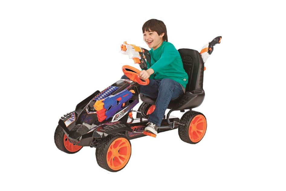 Nerf Battle Racer Non Powered Ride On