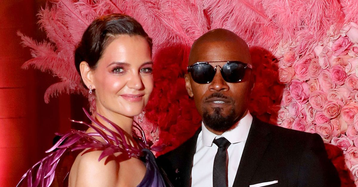 Katie Holmes and Jamie Foxx Were Dating But Aren't Anymore