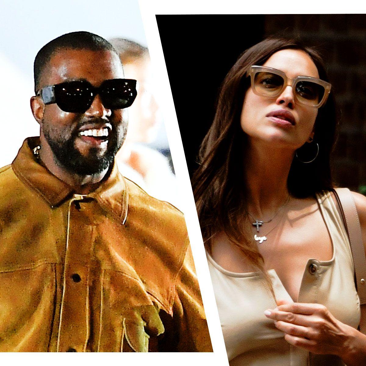 Are Kanye West and Irina Shayk Dating? PHOTOS