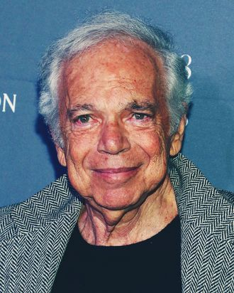 ralph lauren to be honored with knighthood