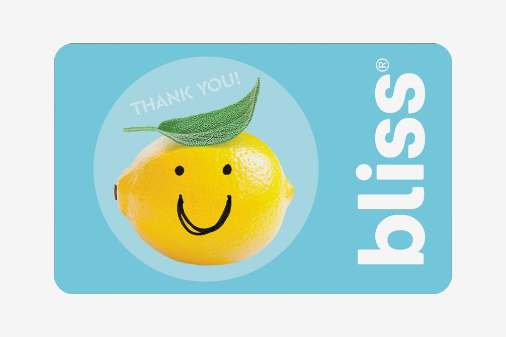 Bliss Spa E Gift Card For A Full Body Massage