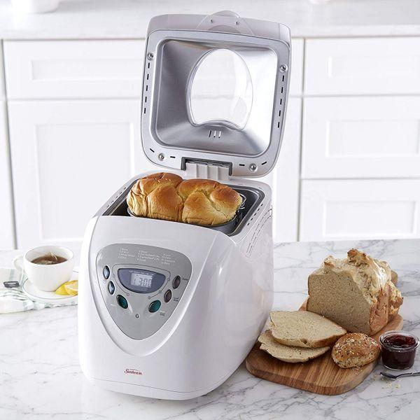 Sunbeam Programmable Bread Maker, 2-Pound