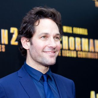 SYDNEY, AUSTRALIA - NOVEMBER 24: Paul Rudd arrives at the