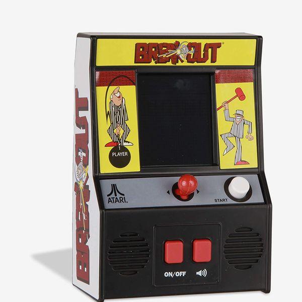 Arcade Classics - Breakout 4C Retro Mini Arcade Game