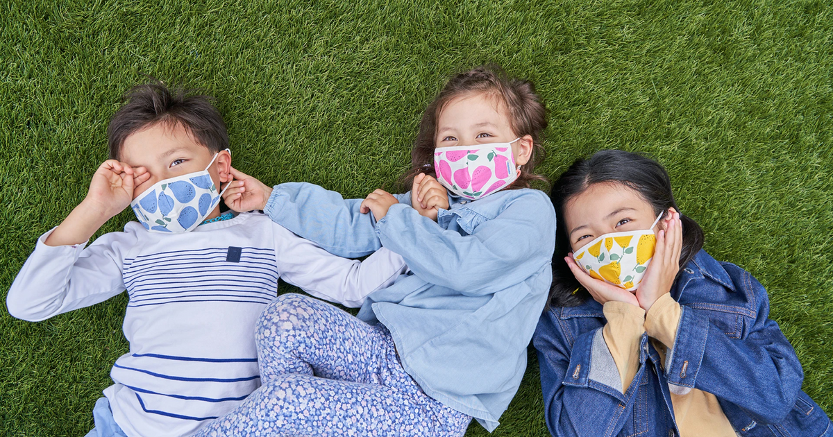 Where to Buy Face Masks for Kids